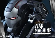 Die-Cast-War-Machine-Hot-Toys-Iron-Man-2-Figure-Shoulder-Mounted-Missile-Launcher