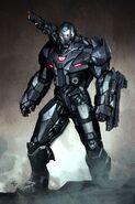 War Machine (granov design, front)