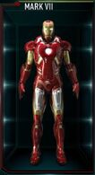 Iron Man Armor MK VII (Earth-199999)