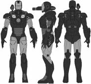 Ironman War Machine -LIMITED to 500px-