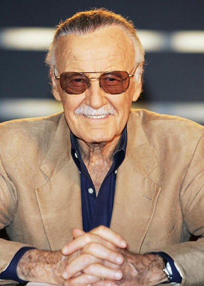 Image result for stan lee author