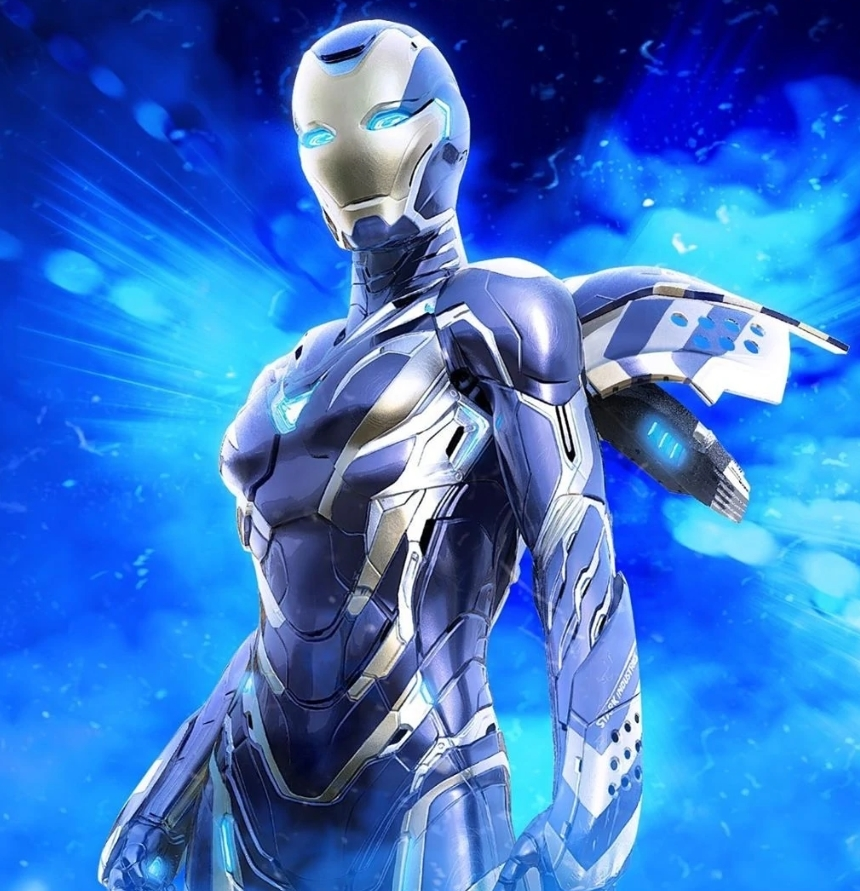 3 Ways to Make an Iron Man Mask - wikiHow | 891x860