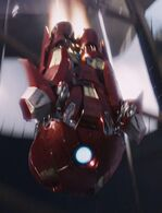 Iron Man Armor MK VII (Earth-199999) from Marvel's The Avengers 001