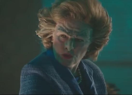 Margaret Thatcher | Iron Sky Wiki | Fandom