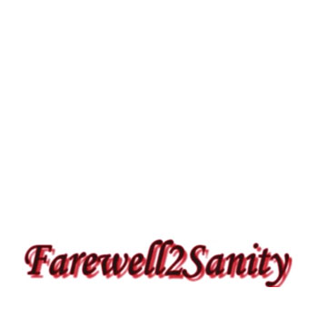 Cover Farewell2Sanity