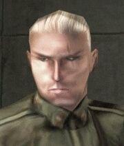 Iron Storm - Colonel Mitchell