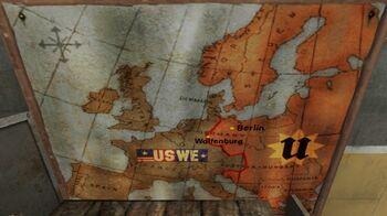 Iron Storm - Europe map