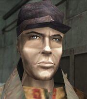 Iron Storm - Lieutenant Anderson
