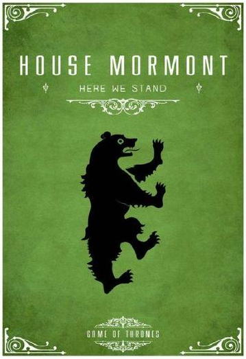 House Mormont Words 6