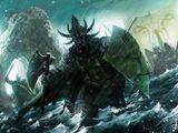 Ironborn Invasion of the North