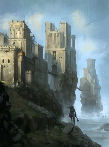 Stronghold of the sons of the sea winds