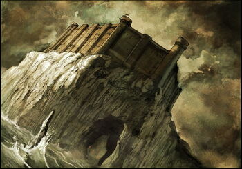 Bring on your storm, my lord—and recall, if you do, the name of this castle.