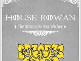 House Rowan
