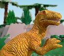 The Allosaurus