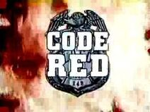 Code Red title card