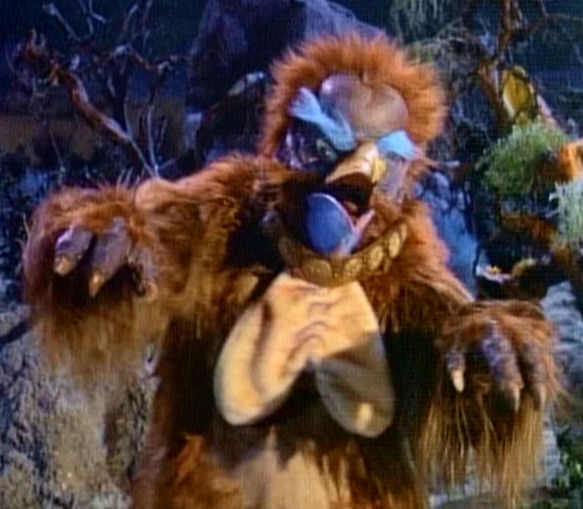 Image result for lost in space bird monster