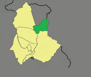 Kazan location