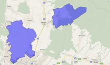 Isarnia map