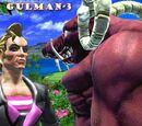 Gulman 3 - Потерянная слеза богов
