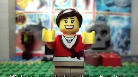 樂高新年快樂(LEGO Happy Chinese New Year)