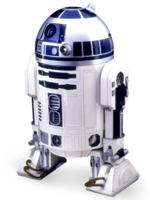 Real R2-D2