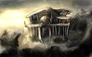 Old Man s Hut by kaburan
