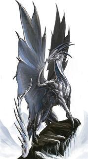 Silver Dragon by BenWootten