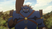 Ogre from cheat magician