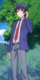 Touya Uniform