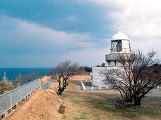 Rokugosaki lighthouse, Suzu