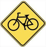 Bicycle-crossing
