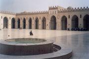 Mosquee al-akim le caire 1