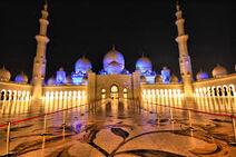 Syaikh abu zayed Mosque