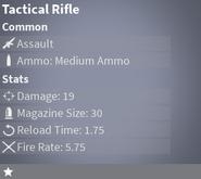 TacticalRifleCommon