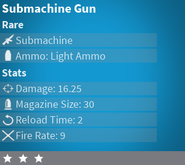 SubmachineGunRare