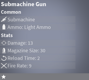 SubmachineGunCommon