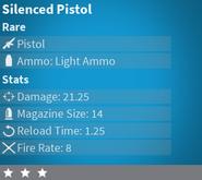 SilencedPistolRare