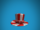 Peppermint Tophat