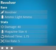 RevolverRare