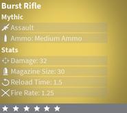 BurstRifleMythic