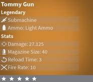 TommyGunLegendary