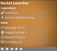 RocketLauncherLegendary