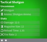 TacticalShotgunUncommon