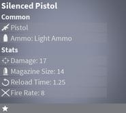 SilencedPistolCommon