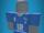 Soccer Jersey Blue