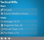 TacticalRifleRare