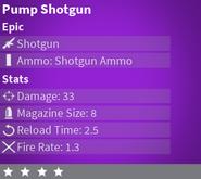 PumpShotgunEpic