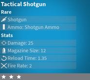 TacticalShotgunRare