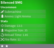 SilencedSMGUncommon