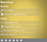 RevolverMythic